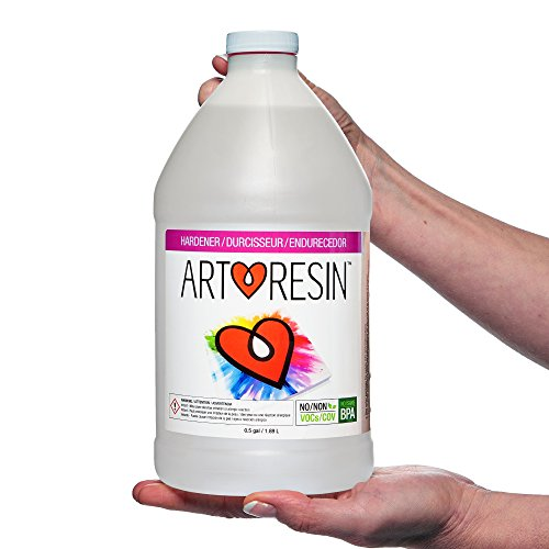 ArtResin - Epoxy Resin - Clear - Non-Toxic - 1 gal (3.78 L) by ArtResin (Image #1)