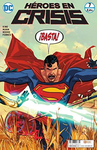 Héroes en Crisis núm. 07 (de 9) (Héroes en Crisis O.C.) por Tom King,Clay Mann,Mitch Gerads,Ruiz Carreras, Guillermo