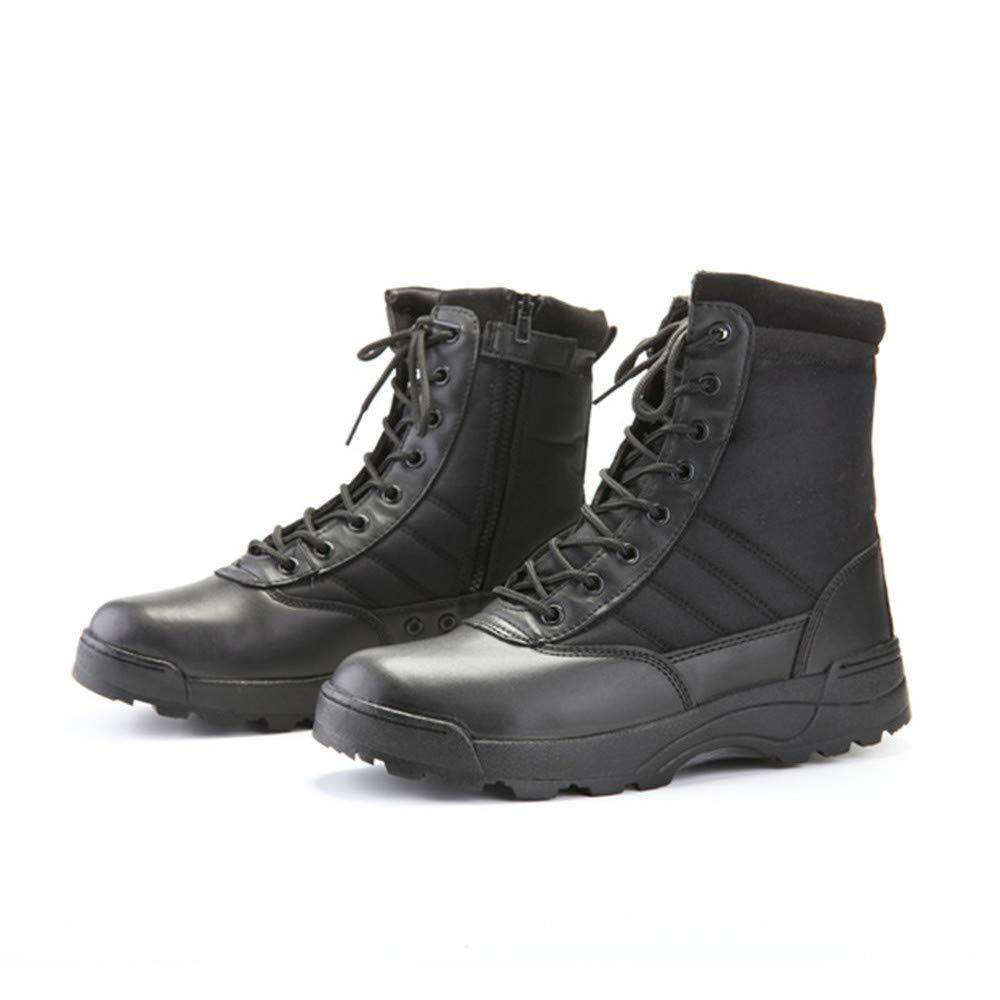 Stivali Tattici Traspiranti da Esterno Stivali Militari degli Stati Uniti nel Deserto Stivali Speciali da Combattimento. Dcola Stivali da Combattimento da Uomo