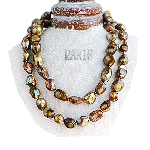Baroque Cultured Freshwater Necklace Pure