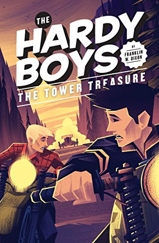 Hardy Boys 01: The Tower Treasure (The Hardy Boys) by [Dixon, Franklin W.]