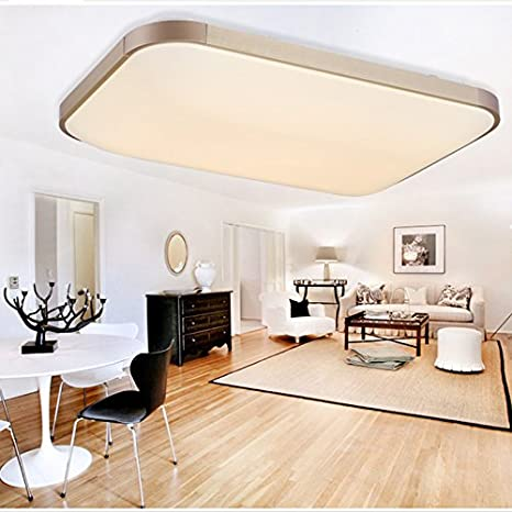 bbslt LED de Navidad, el salón, lámparas de techo, Alargada ...