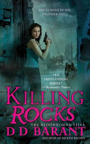 book cover of Killing Rocks