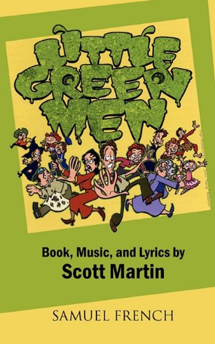 Download Little Green Men pdf