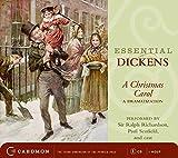 Essential Dickens CD: Christmas Carol, A (Caedmon Essentials)