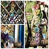 H&D Chakra Dream Catcher with 20mm Crystal