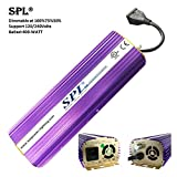 SPL 400 Hydroponic 400 - Watt HPS MH Digital Dimmable Electronic Ballast