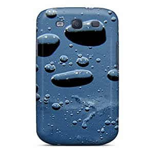 JULEuJH1070cksqI Tpu Case Skin Protector For Galaxy S3 Water Drops Mt With Nice Appearance