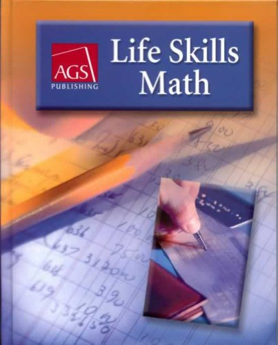 Math Answer Key (LIFE SKILLS MATH WORKBOOK ANSWER)