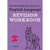 Revise Edexcel GCSE (9-1) English Language Revision Workbook:for the  9-1 exams (REVISE Edexcel GCSE English 2015)