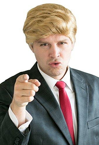 Donald Trump Costume Wig Accessory Political Male Candidate