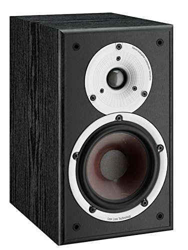 Dali Spektor 2 Bookshelf Speakers in Black Ash (Pair)