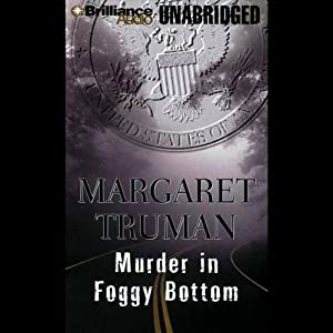 Murder in Foggy Bottom Audiobook