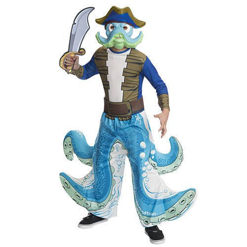 Shindigz Skylanders Wash Buckler Child Costume -