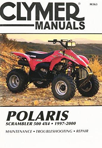 Clymer M363 Repair Manual