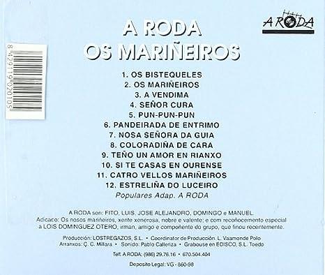 Os Mariñeiros: A Roda: Amazon.es: Música