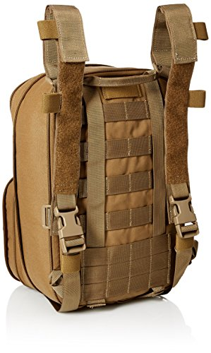 Haley Strategic Partners Flatpack with Straps, Coyote