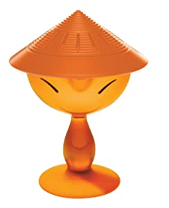 "Alessi ASG31 O"" Oran""""Mandarin"" Lemon Squeezer, Orange"