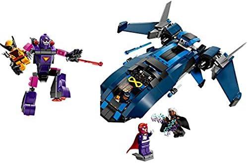 LEGO Magneto Minifigure 76022 X-Men Sentinel Minifig NEW Never Assembled