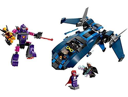 レゴ (LEGO) スーパーヒーローズ X-メン vs センチネル 76022   B00I4IYCYA