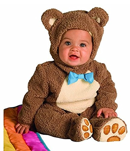 [Rubie's Costume Noah's Ark Collection Oatmeal Bear, 6-12 Months] (Baby Bear Costumes)