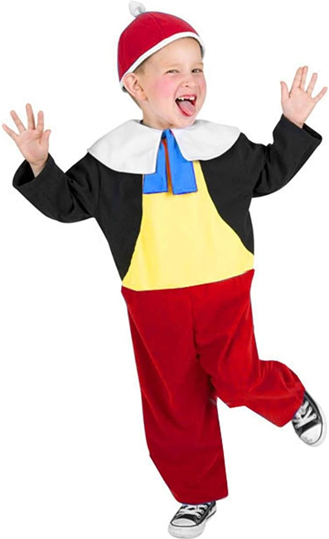 Amazon Com Funfill Boys Tweedle Dee Halloween Costume Clothing