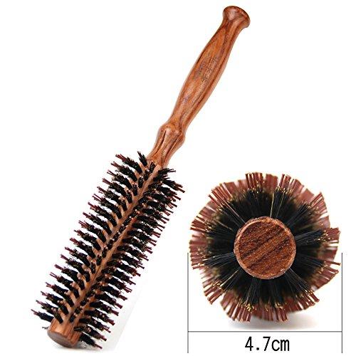 10 round hair brush - 7