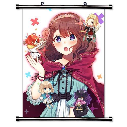MovieWallscrolls Dame x Prince Anime Caravan Anime Cover Art
