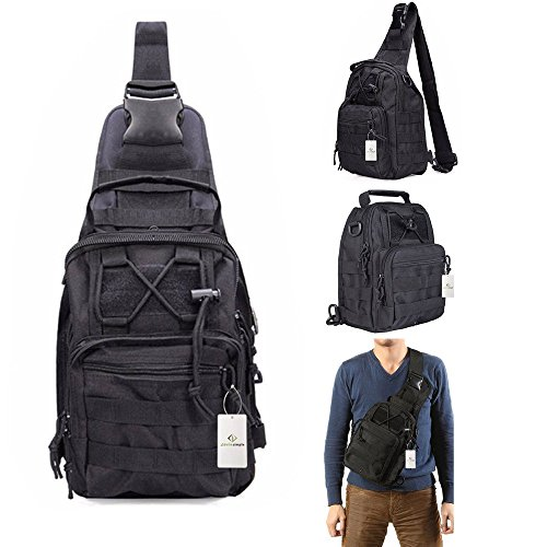 Tactical Military Shoulder Backpack Rucksack