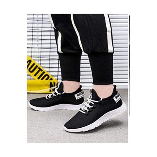 FRAUIT Scarpe Uomo Leggere E Traspirante Scarpe Uomini Estive Sportive Eleganti Scarpe Ginnastica Ragazzo Estivi Comode… 3 spesavip