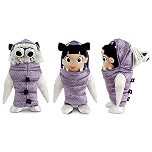 Disney/Pixar Monster's Inc. Boo Plush Doll in Costume 11″