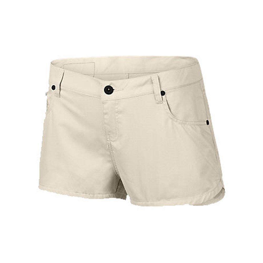 Hurley Women's Dri-Fit Beachrider Five-Pocket Shorts Pearl White Shorts