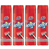 Resolve High Traffic Carpet Foam, 88 oz (4 Cans x 22 oz), Cleans