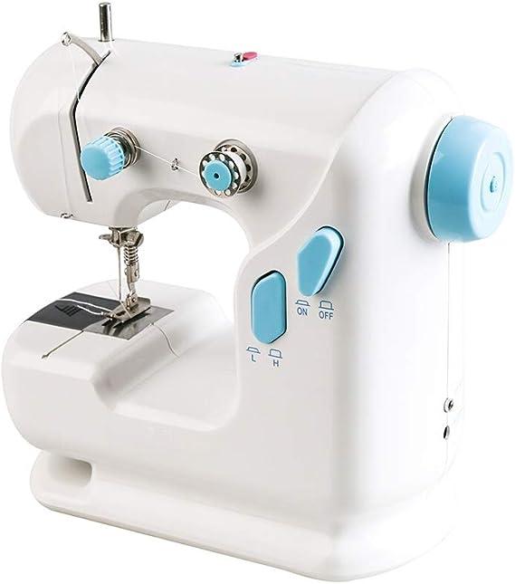 XF Máquina de coser, mini máquina de reparación manual eléctrica ...