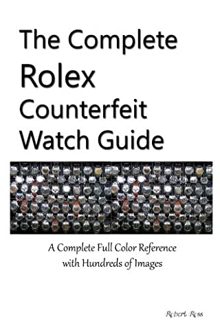 The Complete Rolex Counterfeit Watch Guide (Counterfeit Rolex)