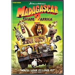 Madagascar: Escape 2 Africa (Widescreen Edition) (2008)