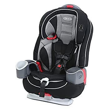 Image of Baby Graco Nautilus 65 LX 3 in 1 Harness Booster Car Seat, Matrix
