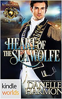 World of de Wolfe Pack: Heart Of The Sea Wolfe (Kindle Worlds Novella) (Heroes Of The Sea Book 8) by [Harmon, Danelle]