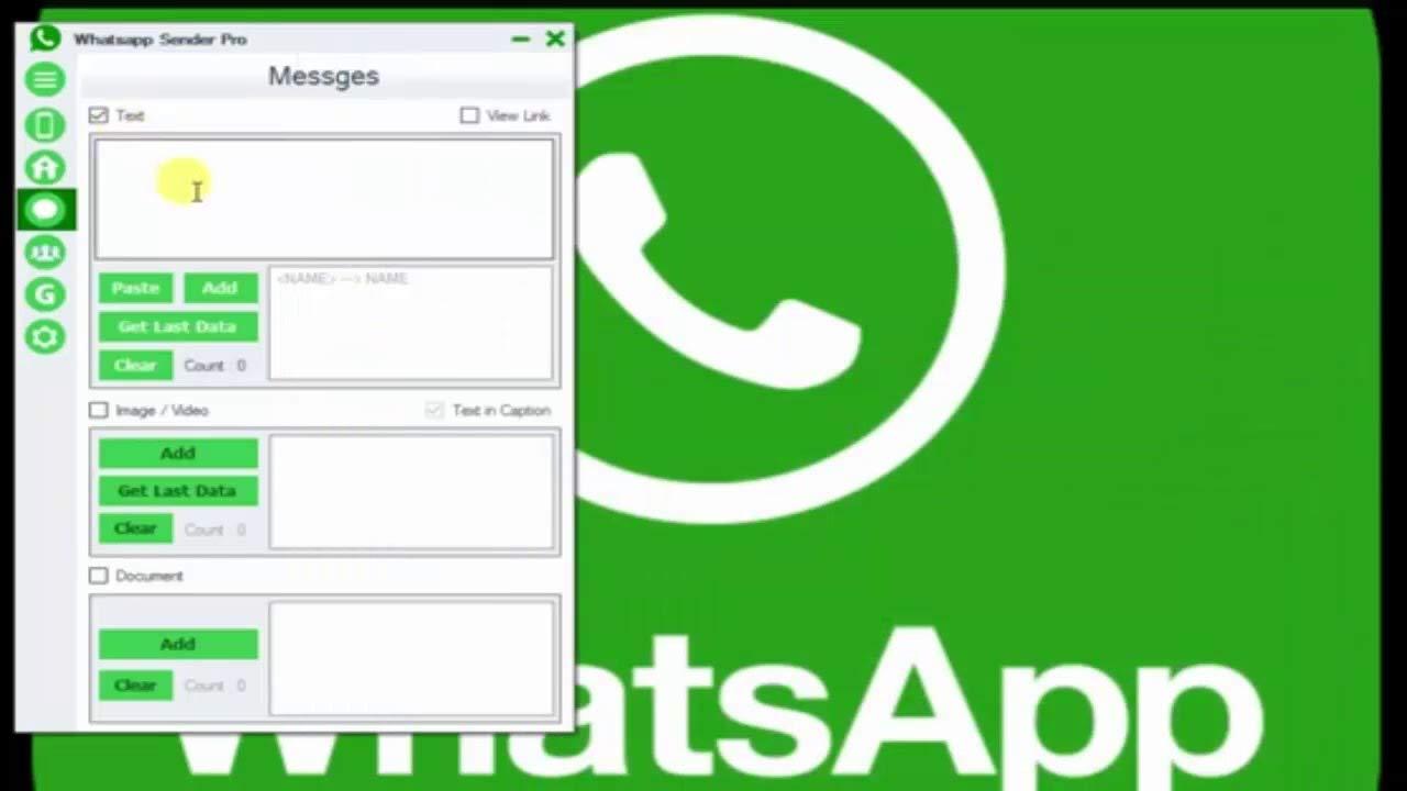 Bulk Whats App Sender Pro v6  4 Keygen