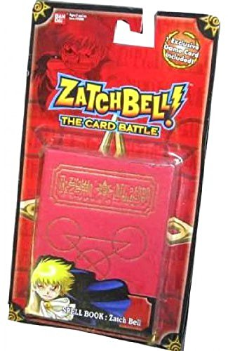 Zatch Bell The Card Battle The Gathering Storm Zatch's for sale  Delivered anywhere in USA