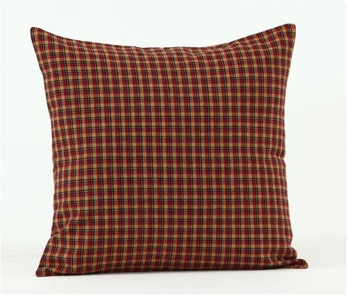 "Patriotic Patch 16"" Fabric Pillow"