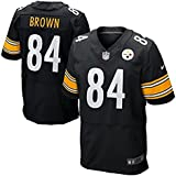 Jonathan Jersey Mens #84 Brown Team Color On-field Jersey
