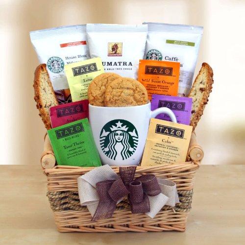 Starbucks Daybreak Coffee Gift Basket