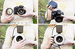 Ring Light for Nikon DSLR Camera