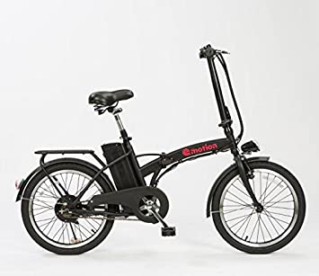 Bicicleta electrica plegable emotion