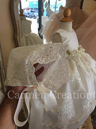 Vintage Princess Baptism Outfit by Carmen Creation