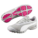 PUMA Sunnylite V2 Mesh Spikeless Golf Shoes 2016 Ladies Gray Violet White Medium 6.5