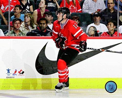 Patrick Marleau 2010 Team Canada Olympic Action Photo Print (8 x 10) 2010 Olympics Action Photo
