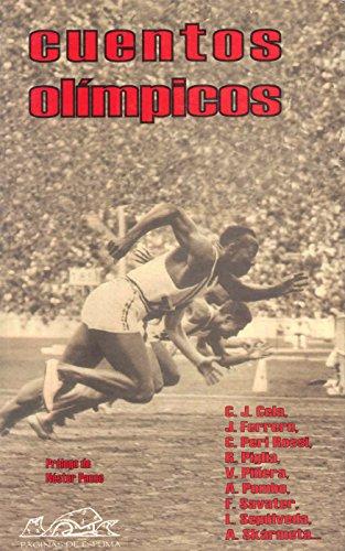 Cuentos olimpicos (Narrativa Breve) (Spanish Edition) (Pie Latin Jesu)