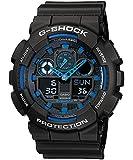 Casio De los hombres Watch G-SHOCK Reloj GA-100-1A2